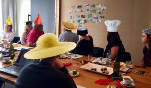 Staff parties