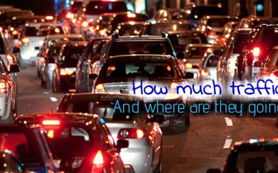 Where Is All The Traffic Going?