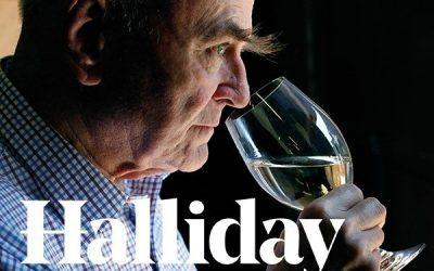 When James Halliday talks about wine, people listen.