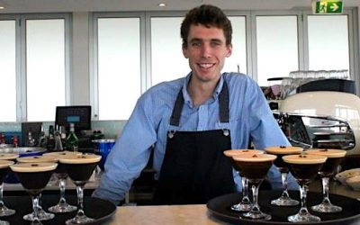 360Q is hitting the spot with Espresso Martinis!
