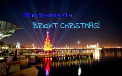 Christmas in Geelong starts tonight.