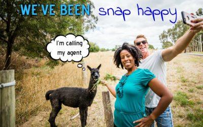 Get snap happy!