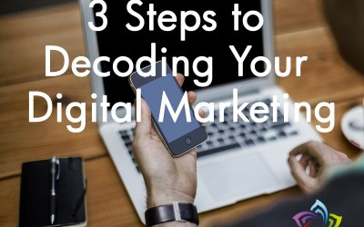 3 Steps to Decoding Your Digital Marketing
