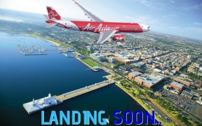 Air Asia – Welcome to our Region