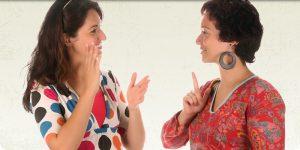 Workforce sign language image